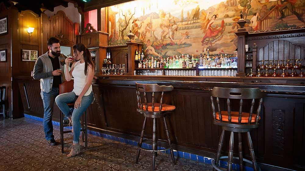 Bar Andaluz Ensenada Baja California