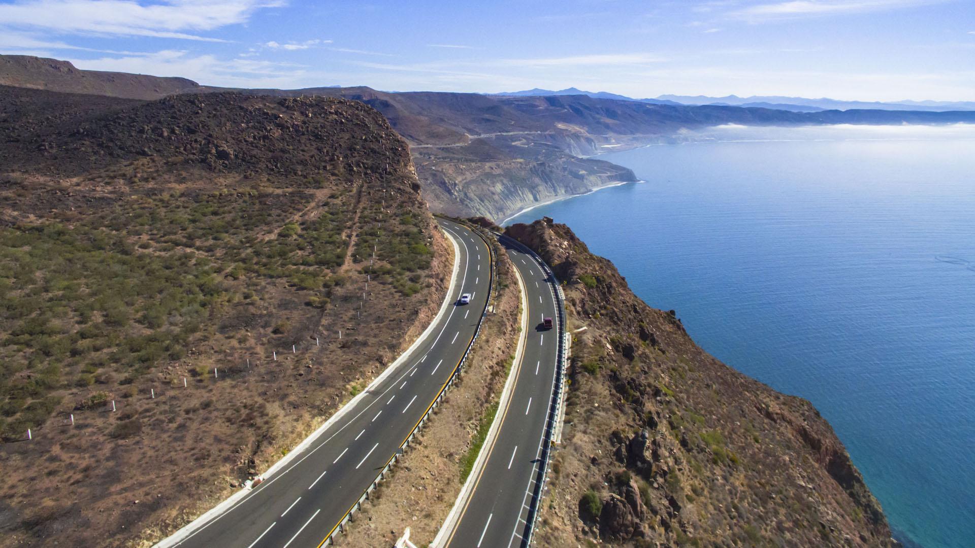 Ensenada La Bufadora Baja California