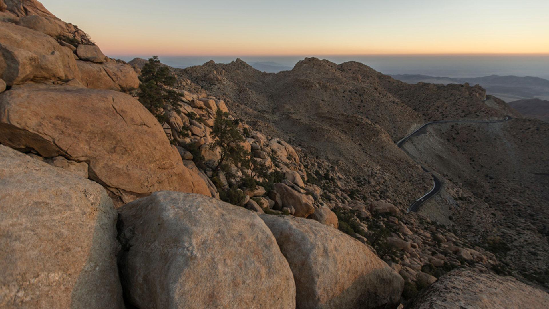 Baja California Rumorosa