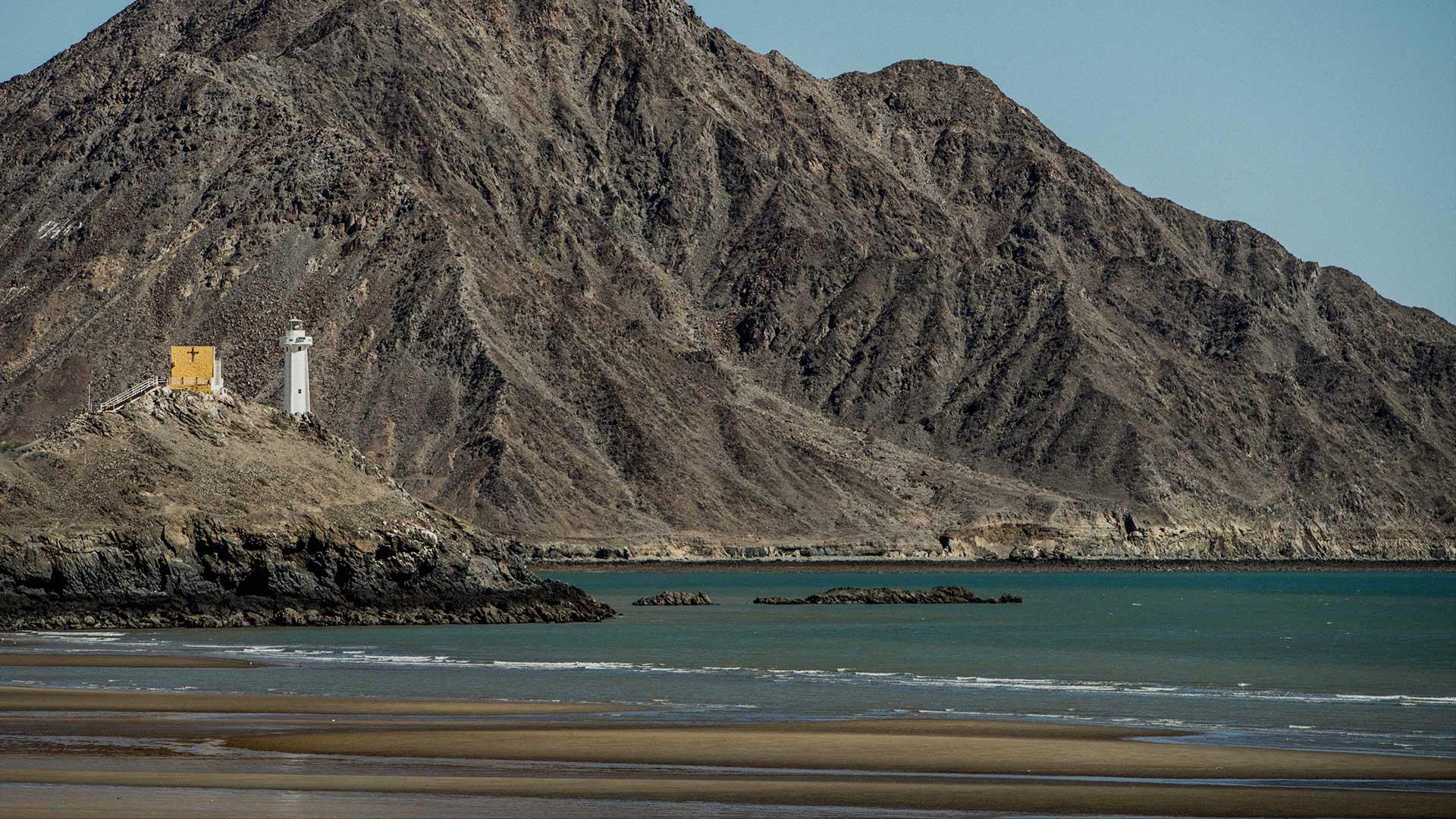 Baja California San Quintin