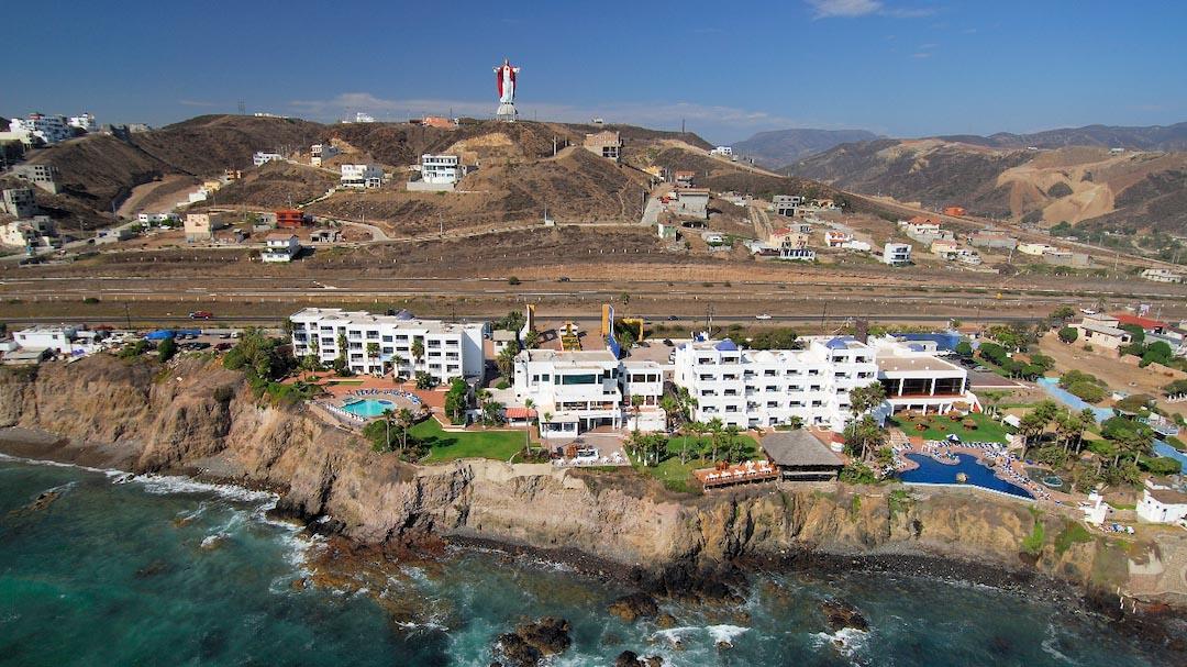 Rosarito Baja California Sagrado Corazón