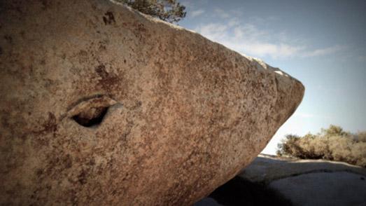 El Vallecito Rock Formations