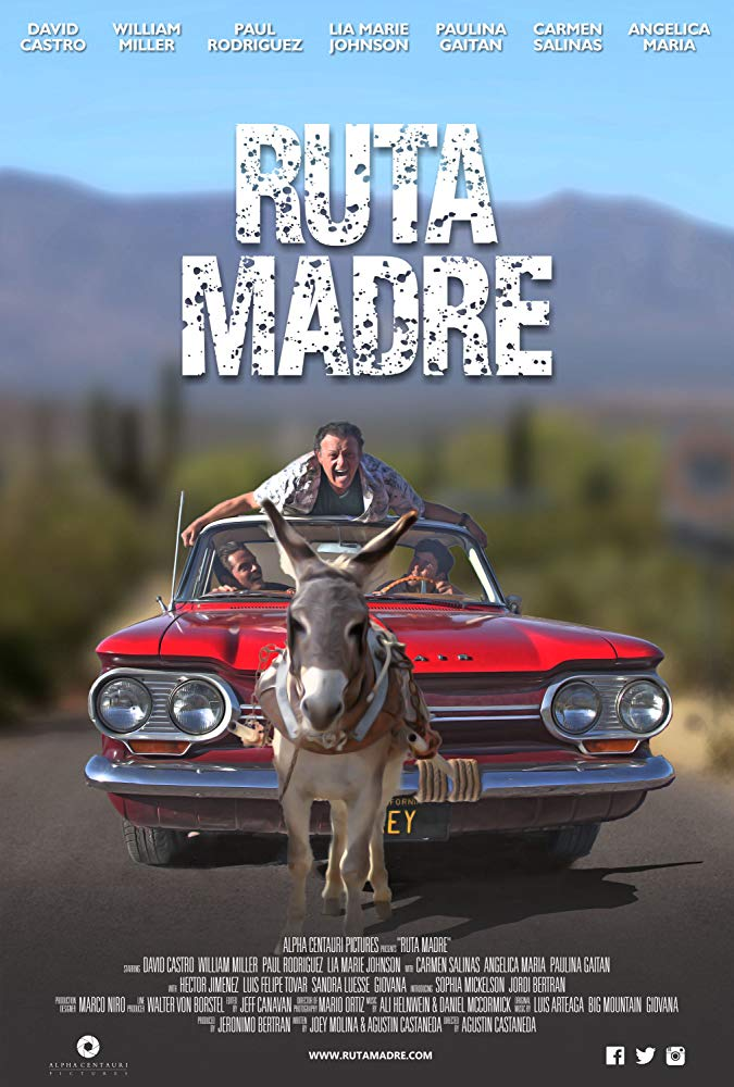 Movies made in Rosarito Baja California