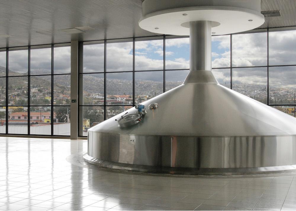 Tecate Beer Factory