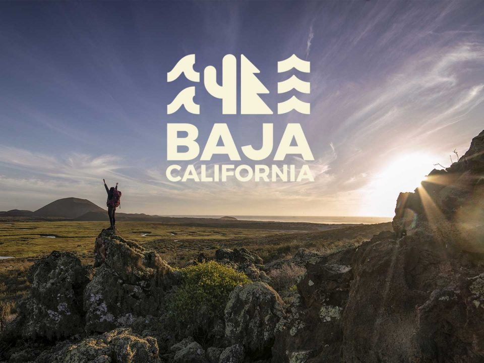 Baja California New Brand