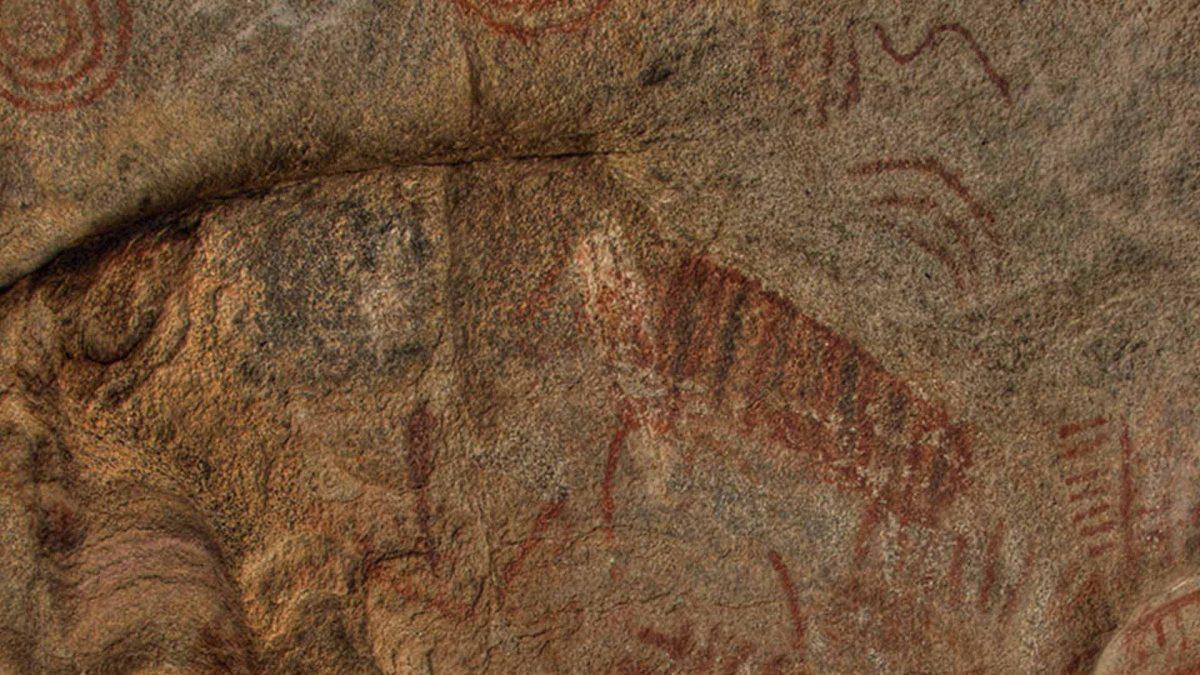 Cave Paintings, Baja California