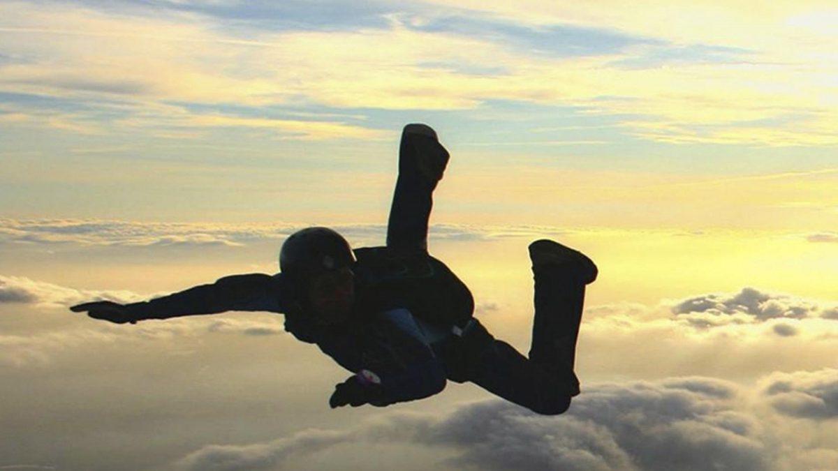 Skydiving, Baja California