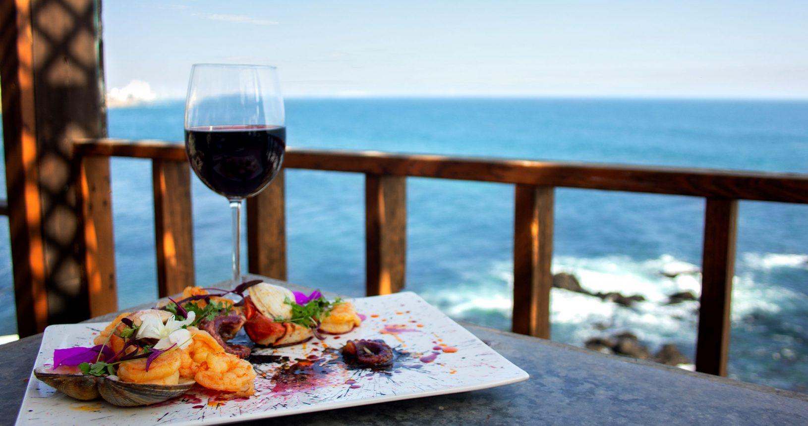 Rosarito Food Baja California