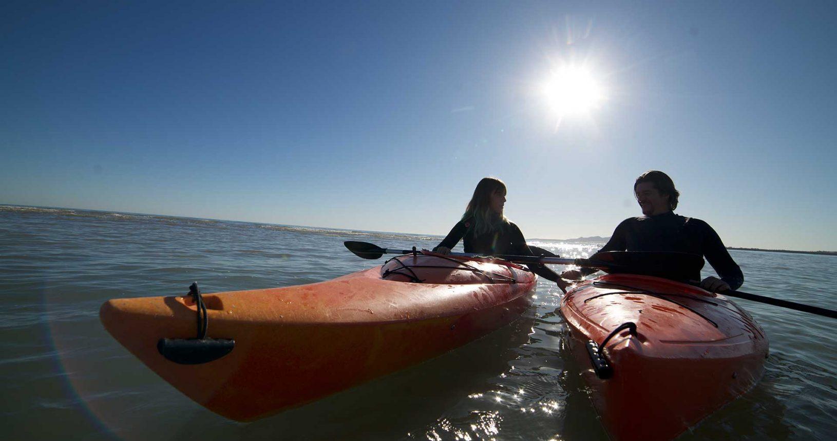 San Felipe Baja California Kayaking