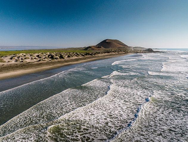 San Quintin Volcanoes Baja California