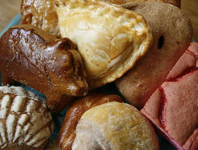 Tecate pan dulce Baja California