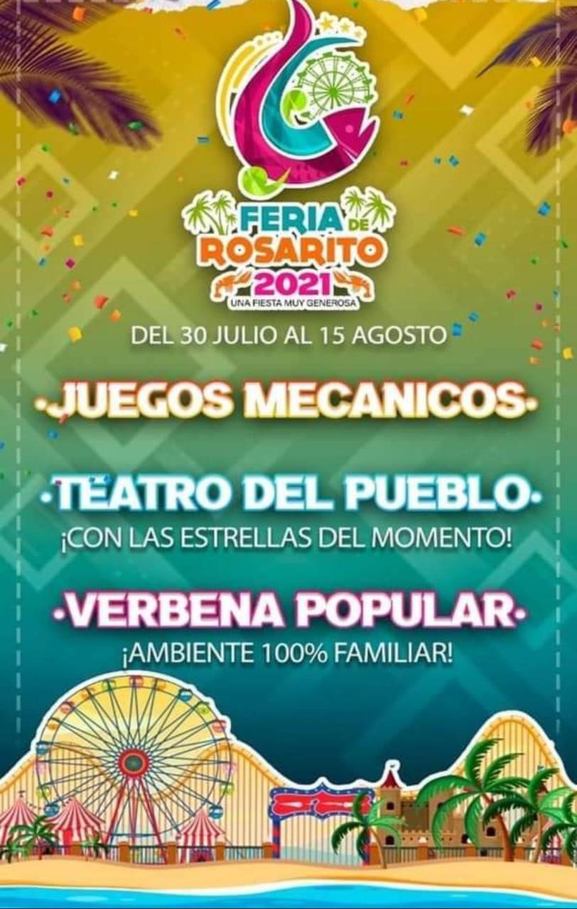 Feria de Rosarito 2021