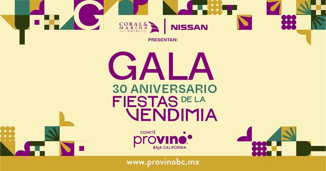 Gala del 30 Aniversario de Fiestas de la Vendimia