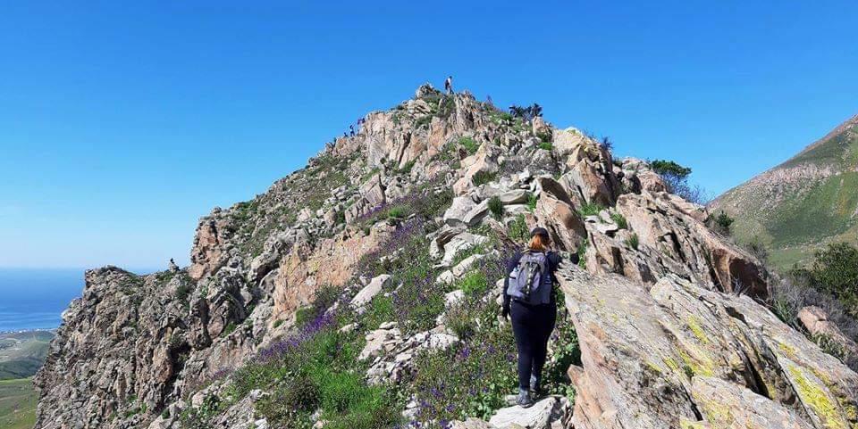 Hiking en el Cerro El Gorila