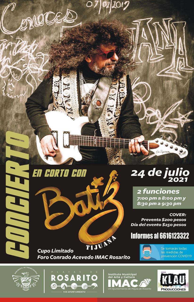 Javier Batiz en Concierto