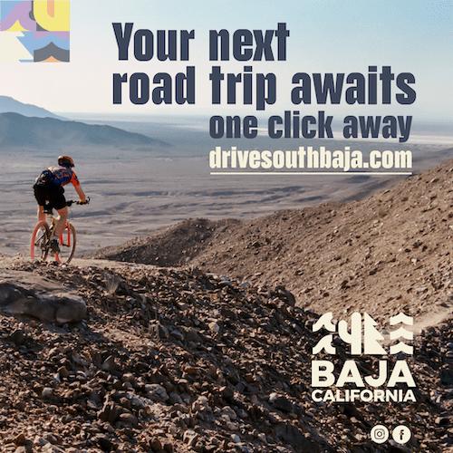 Baja California Road trip
