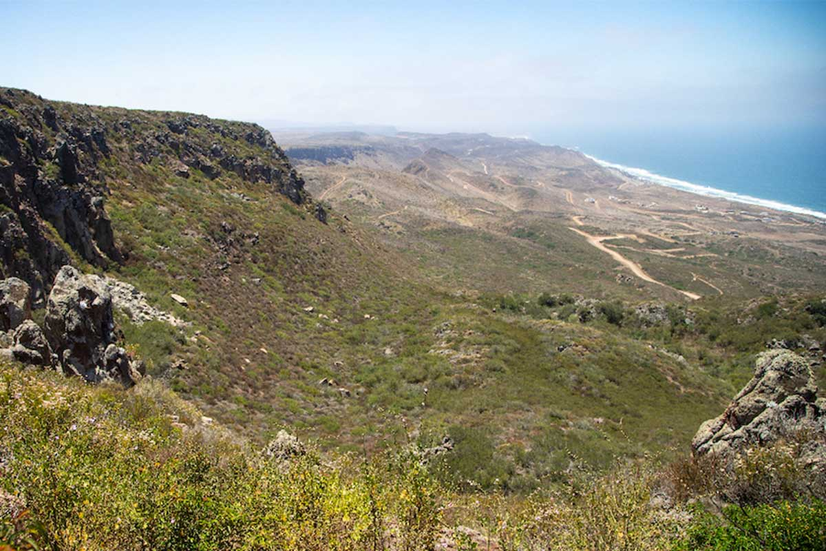 Senderos Alisitos Baja California